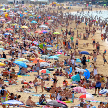 Mallorca, en alerta naranja por altas temperaturas