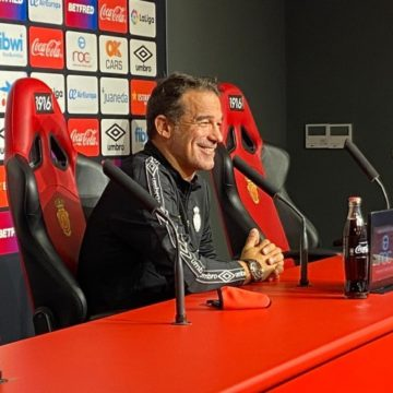 """Luis García Plaza: """"El equipo siempre va al límite"""""""