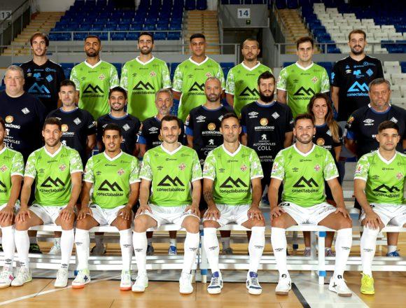 El Palma Futsal desafía al campeón de Europa este miércoles en Son Moix