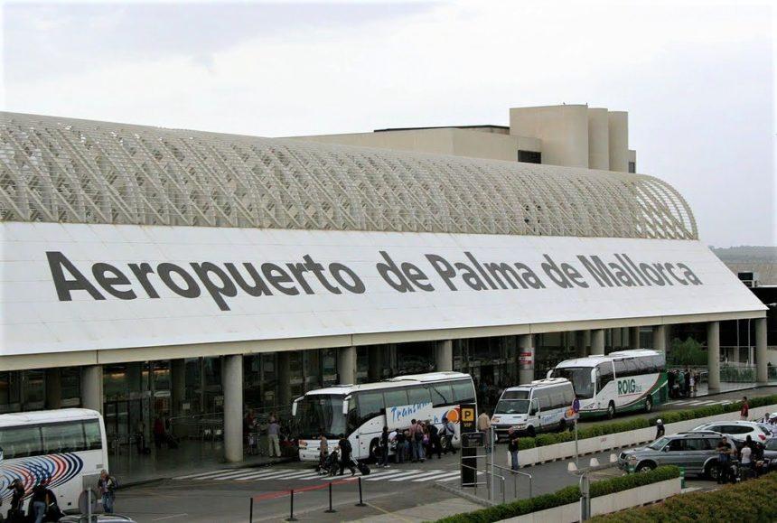 El aeropuerto de Palma recibe el mayor volumen de pasajeros internacionales en el mes de agosto