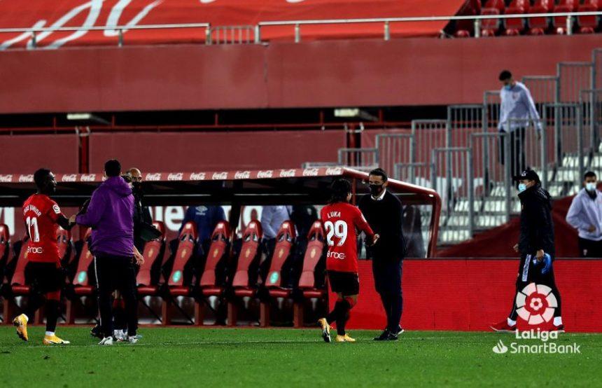 Luka Romero dedica su gol a Maradona