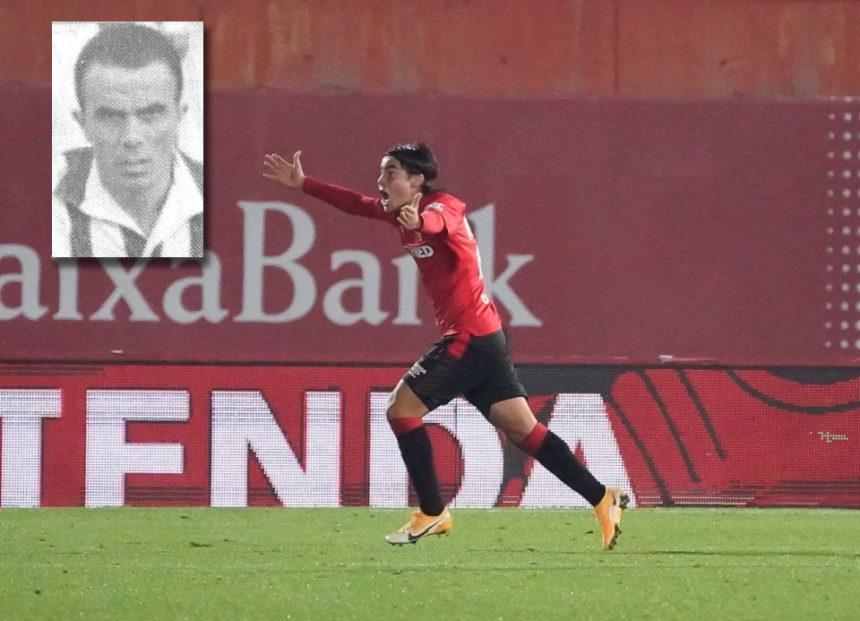 Luka Romero se convierte en el segundo jugador más joven en marcar un gol en la Liga