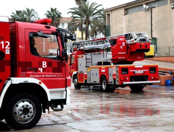 Ascienden a 456 las incidencias gestionadas por Emergencias en Baleares por las borrascas Hortense e Ignacio