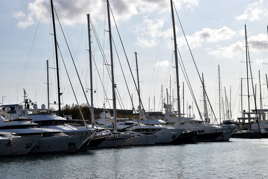 Baleares lidera el mercado náutico nacional durante la pandemia, según Aenib
