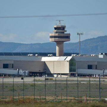 El cierre del espacio aéreo de Madrid por el temporal provoca la cancelación de 22 vuelos en Baleares