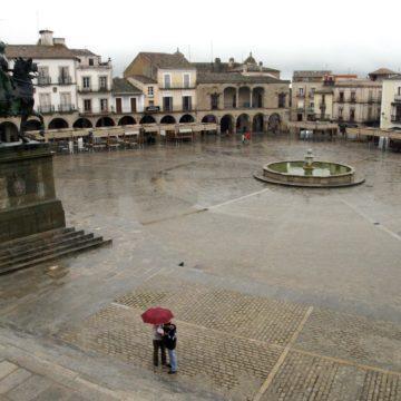 Tras 'Filomena', 'Gaetán' dejará lluvias abundantes y un extremo ascenso térmico, sobre todo donde menos nevó