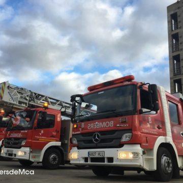 Un hombre de 62 años fallece en un incendio en una vivienda en Puerto de Pollença