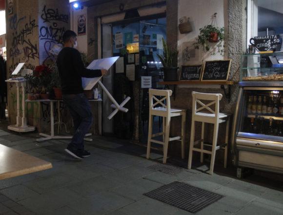 'Resistencia Balear' convoca una manifestación este lunes para pedir la reapertura de toda la restauración