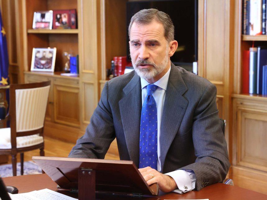 El Rey muestra su apoyo a las iniciativas dirigidas a recuperar el turismo