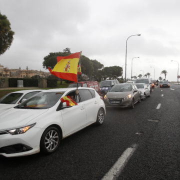 Delegación de Gobierno autoriza la marcha motorizada de este sábado en Palma contra el cierre de la restauración