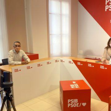 Frenar la pandemia, la recuperación y la vacunación, prioridades marcadas en el Comité Federal del PSOE