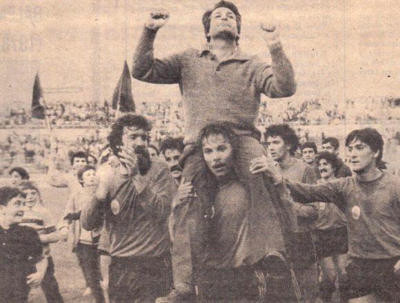 Antonio Oviedo, el hombre que sacó al Mallorca del pozo