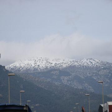 La borrasca deja este sábado 413 incidentes en Baleares, la mayoría en Palma