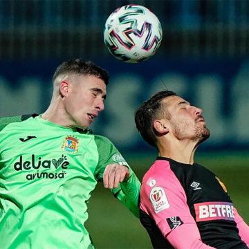 El RCD Mallorca, eliminado de la Copa del Rey en la tanda de penaltis