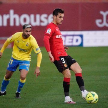 El Mallorca se derrumba y vuelve a perder, esta vez ante Las Palmas (0-1)