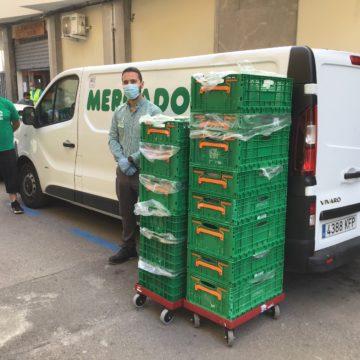 Mercadona dona más de 200 toneladas de alimentos y productos de primera necesidad a entidades y comedores sociales