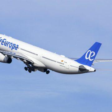 Air Europa lanza una oferta del 40% por San Valentín