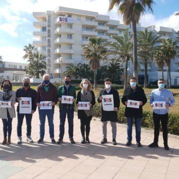 El PI apoya la iniciativa SOS Turismo para reactivar el sector y salvar la temporada turística