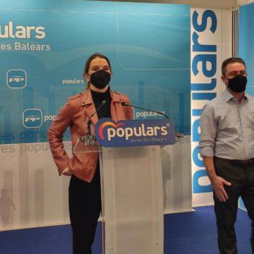 El Partido Popular critica la ineficacia del Ingreso Mínimo Vital en Baleares