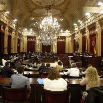El primer decreto ley de 2021 en Baleares, a debate este martes en el Parlament
