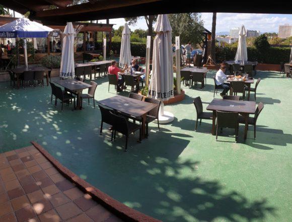 Bares y restaurantes pueden abrir las terrazas desde este martes en Mallorca y Formentera