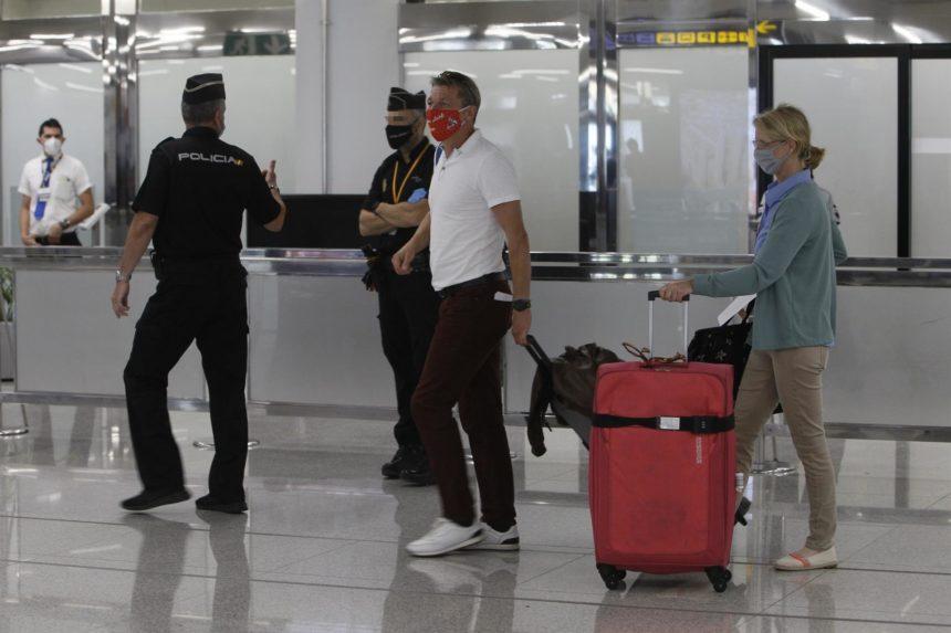 Los turistas alemanes dejaron en Baleares 311,4 millones de euros en 2020, un 30% del total