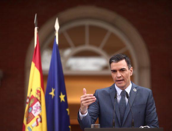 """Sánchez destaca la historia """"cargada de progreso, diversidad e inclusión"""" de las Islas con motivo del Día de Baleares"""