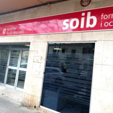 El paro aumenta en 1.240 personas en febrero en Baleares y es un 47% superior al de hace un año