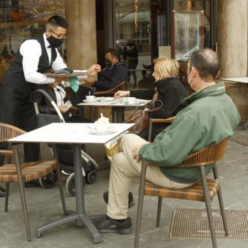 Cs pide más presencia policial en Blanquerna, Santa Catalina y Paseo Mallorca tras la hora del cierre de la hostelería