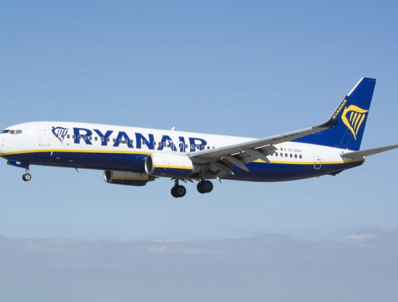 Ryanair conectará Mallorca con Turín a partir de julio