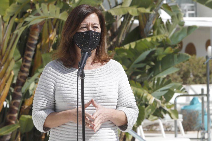 Armengol celebra que las residencias de Baleares acumulan 38 días sin contagios