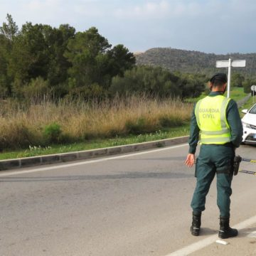 Detenidos dos hombres por tráfico de drogas en Calvià