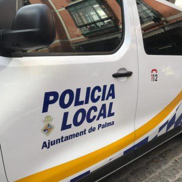 Una mujer confiesa ser la autora del atropello a un motorista en El Arenal y se entrega a la policía