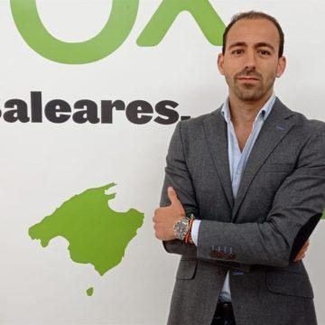 """Vox reclama una """"oficina antiokupas"""" en Palma que asesore a propietarios de locales y viviendas"""
