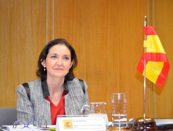 Maroto asegura que España podría salvar este año la mitad de la campaña de verano que hubo en 2019