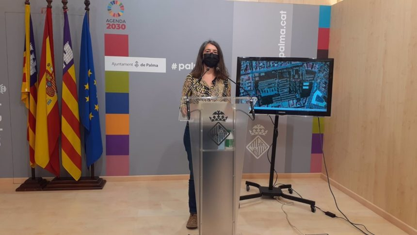 El Ayuntamiento de Palma construirá entre 830 y 900 viviendas en Son Busquets