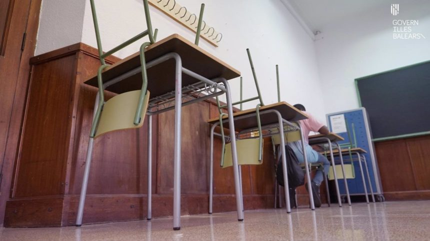 Detectan 74 alumnos positivos en Baleares en semana sin nuevos contagios entre docentes