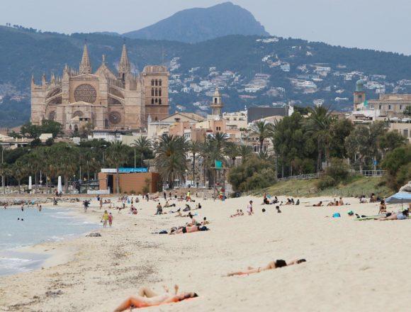 Palma acumula el 42% de los casos de COVID-19 activos en Baleares