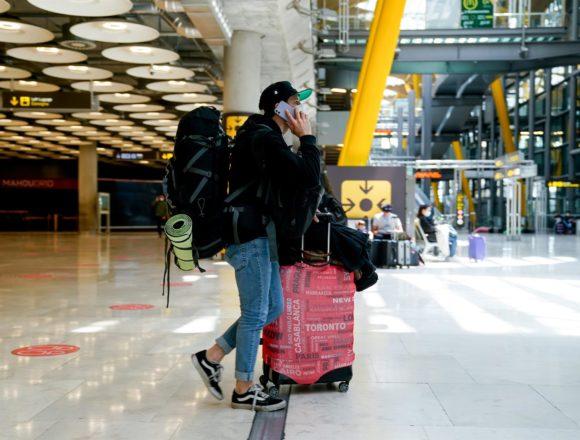 Son Sant Joan cierra abril con 433.630 pasajeros, un 82,8% menos que en 2019