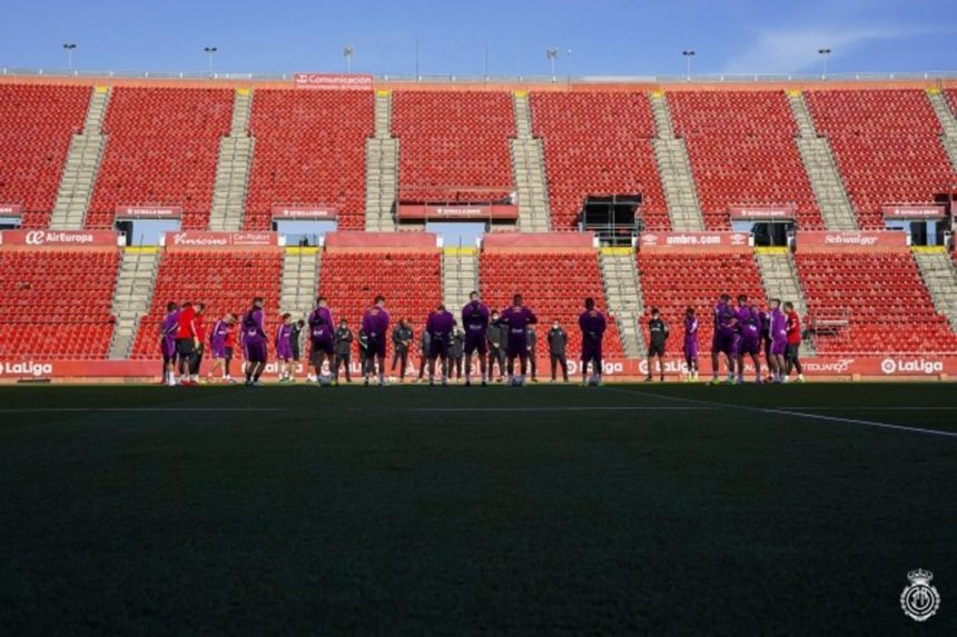 El Mallorca sorteará entre sus abonados las 4.086 entradas del domingo