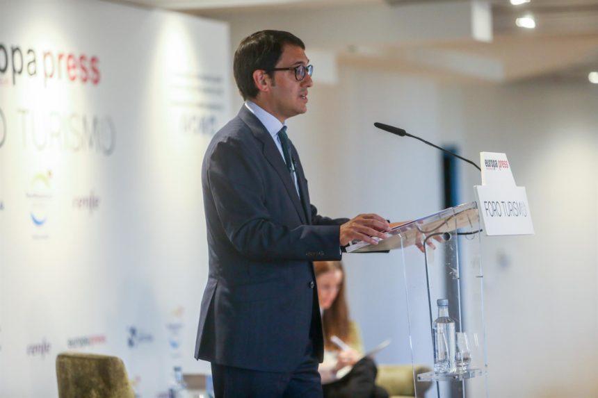 Negueruela cree que en mayo se alcanzará un nivel de vacunación que permitirá turismo sin desequilibrar la situación