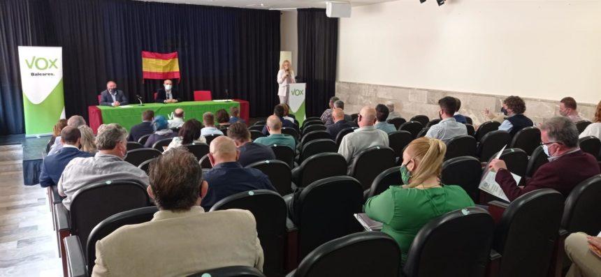 Más de 40 coordinadores de Vox se reúnen para fijar las claves de la acción política en los municipios de Baleares