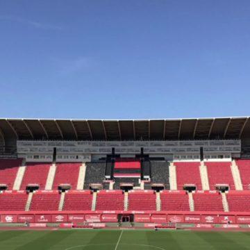 El Mallorca-Alcorcón se jugará a las 20.45 horas con público para adaptarse al toque de queda