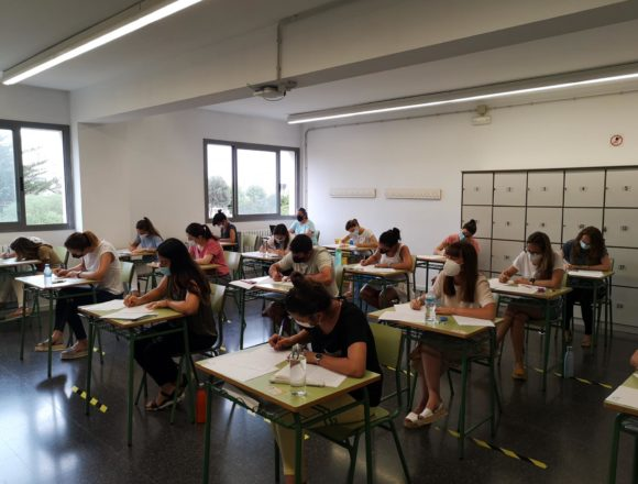 2.900 personas se presentan a las oposiciones docentes en Baleares