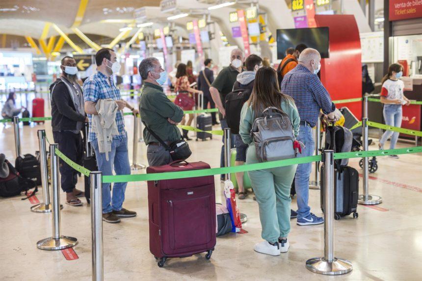 Baleares, la principal comunidad de destino de pasajeros aéreos internacionales en mayo