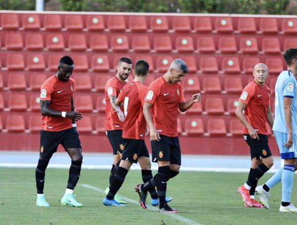 El Mallorca vence al Cartagena en su primer partido de pretemporada en La Nucía