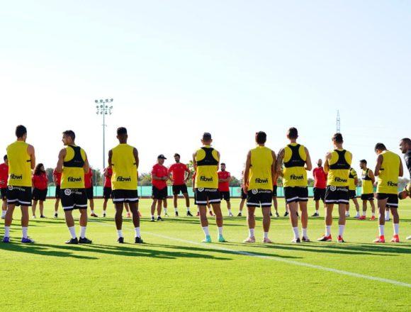 Esta es la lista de convocados del Mallorca para su pretemporada en Benidorm