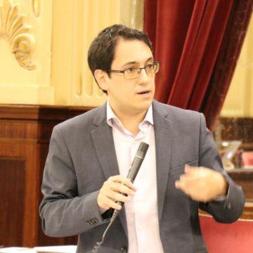 Negueruela explicará la situación económica de Baleares en un pleno maratoniano la próxima semana en el Parlament