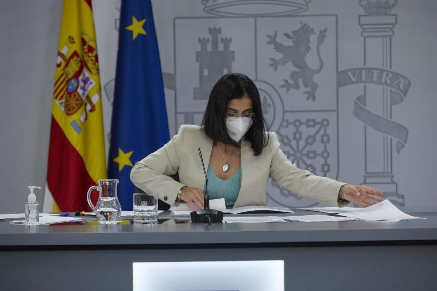 España es el segundo país de la UE con mayor porcentaje de población con pauta completa de vacunación