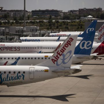 La Audiencia Nacional obliga a Air Europa a incluir en el ERTE a 675 empleados a tiempo parcial que excluyó